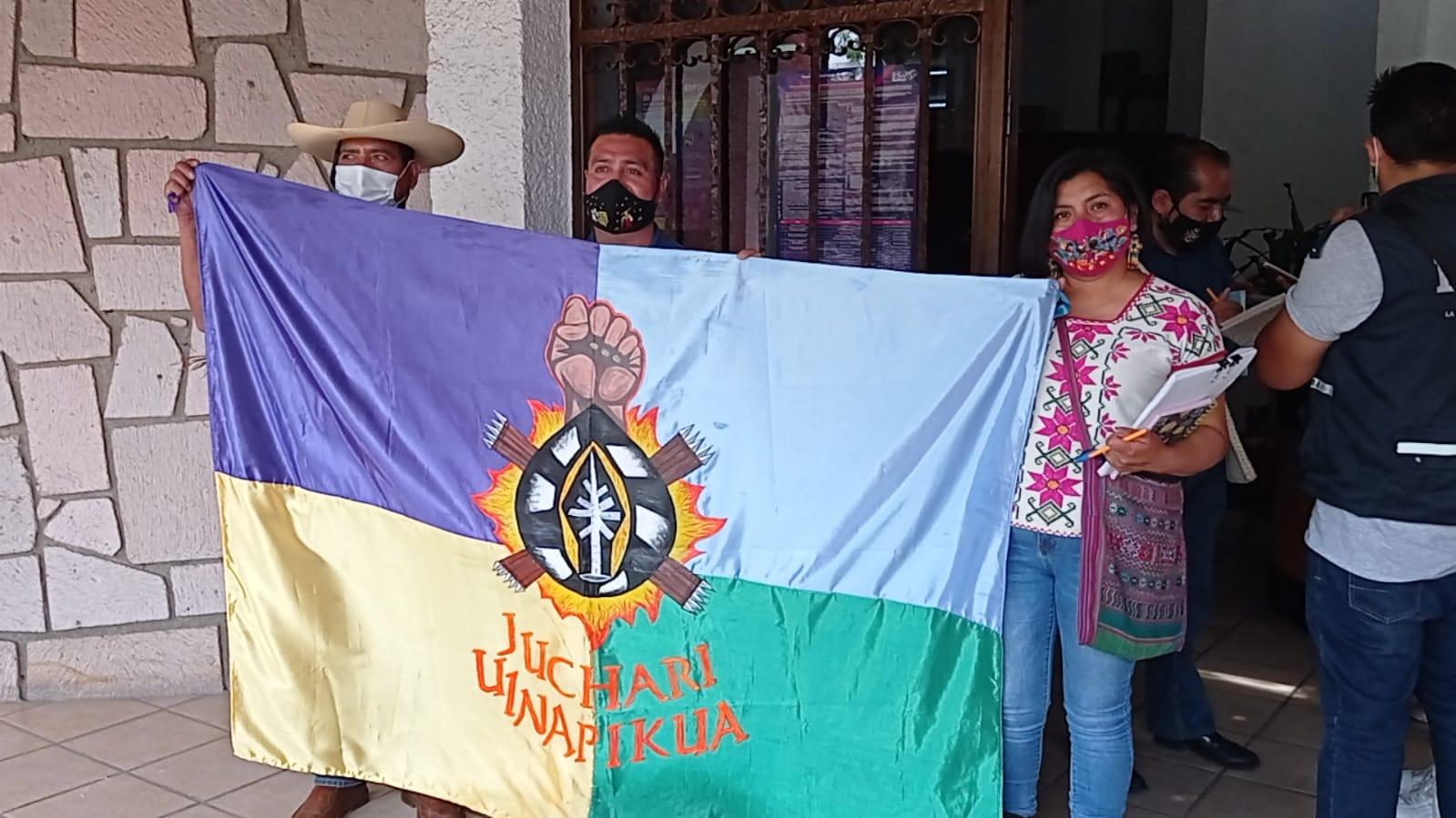 Comuneros de Zirahuén, inician trámite para tener autonomía en gobierno