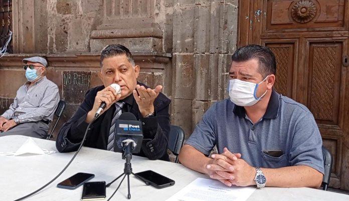 El Sindicato Único de Profesores de la Universidad Michoacana (SPUM), interino, calificó como una mentira las declaraciones de los funcionarios nicolaita,