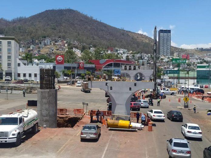 Un total de 7 obras públicas en ejecución en Morelia