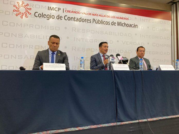 El Colegio de Contadores Públicos de Michoacán, anunció la Semana del Autotransporte, que se llevará a cabo del 21 al 25 de junio, en la que habrá conferencias y asesorías