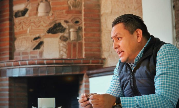 El camino del PRD debe ser la unidad y reconciliación: Víctor Manríquez