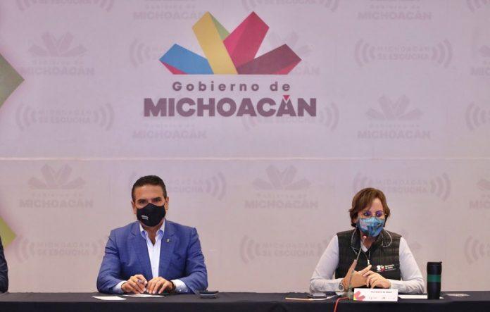 Nueva epidemia de COVID-19 afecta a Michoacán, alertan sobre riesgos