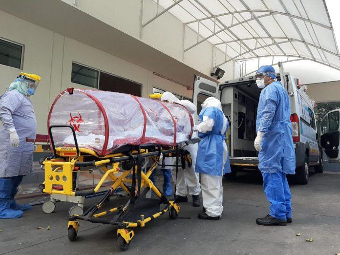 Suman 233 traslados prehospitalarios COVID-19, realizados por el CRUM