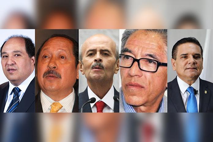 Gobernadores de Michoacán