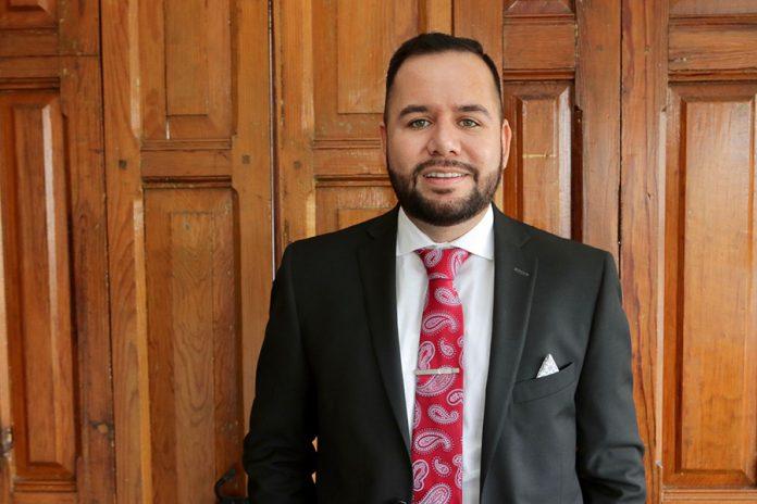 La Comisión Coordinadora Estatal del Partido del Trabajo (PT) en Michoacán, resolvió por consenso designar como Coordinador del Grupo Parlamentario