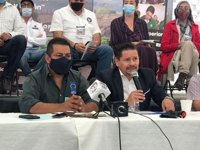 CNTE regresaría a clases virtuales en Michoacán, si se cubren pagos pendientes