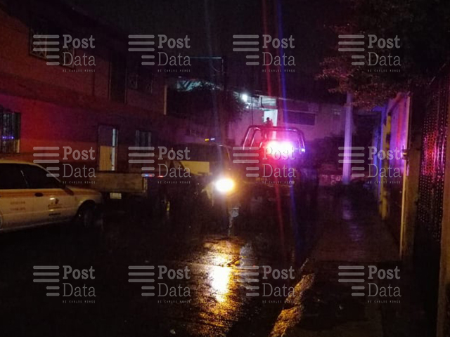 Hombre muere en hospital tras ser baleado en su casa en Uruapan