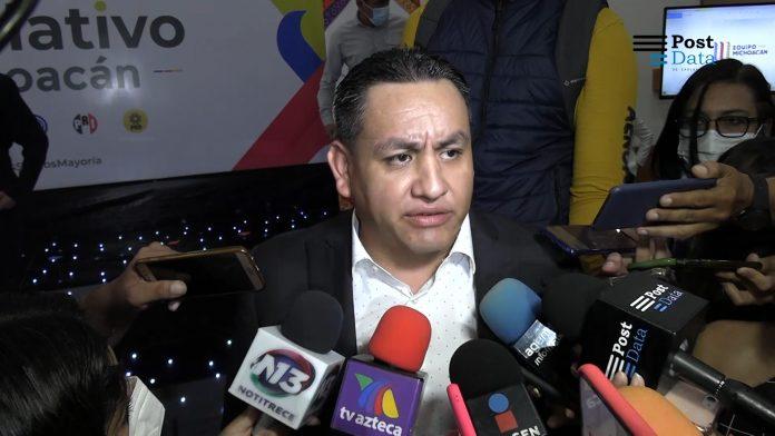 """Ante persecución política contra Silvano """"el que debe algo, debe pagar"""": PRD"""