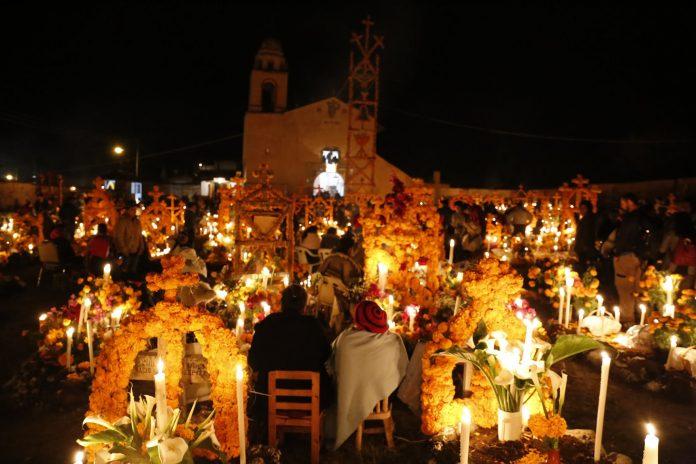 Noche de Muertos se realizará en Michoacán con un 80% de aforo