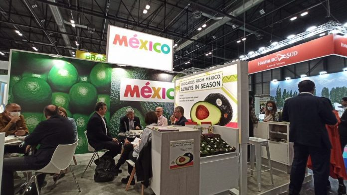 Con éxito concluye la participación de Avocados From Mexico en la feria Fruit Attraction 2021