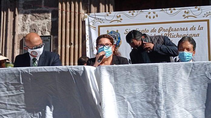 Interinos del SPUM exigen destitución del presidente de Conciliación y Arbitraje