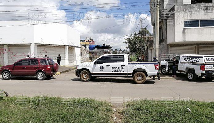 Atentado a balazos deja un muerto y tres heridos, en Uruapan