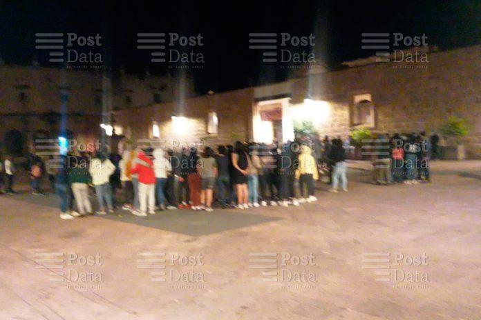 FNLS negó haber cometido hechos violentos en el Albergue Estudiantil